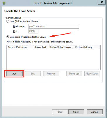 Create Bootable ISO for target devices