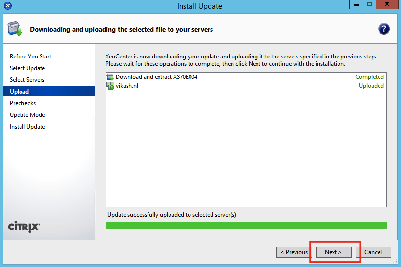 How to upgrade xenserver 6 5 to 7 0 using rolling pool for Xenserver show poolmaster
