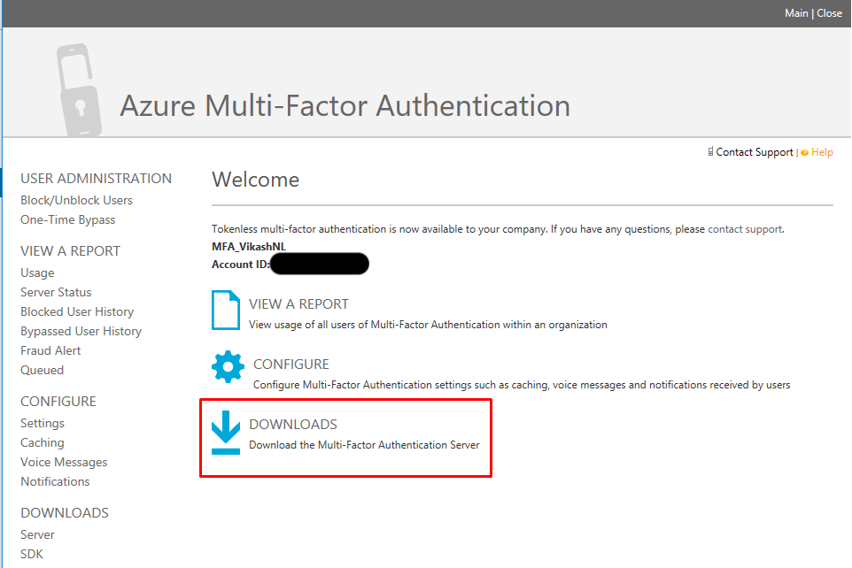 Azure multi factor authentication server with citrix - Factors to consider when installing windows ...
