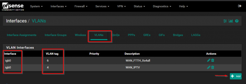 pfSense with routed IPTV and OpenVPN client for private internet access - 03