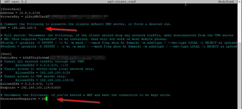 Setup WireGuard VPN server - Vikash.nl