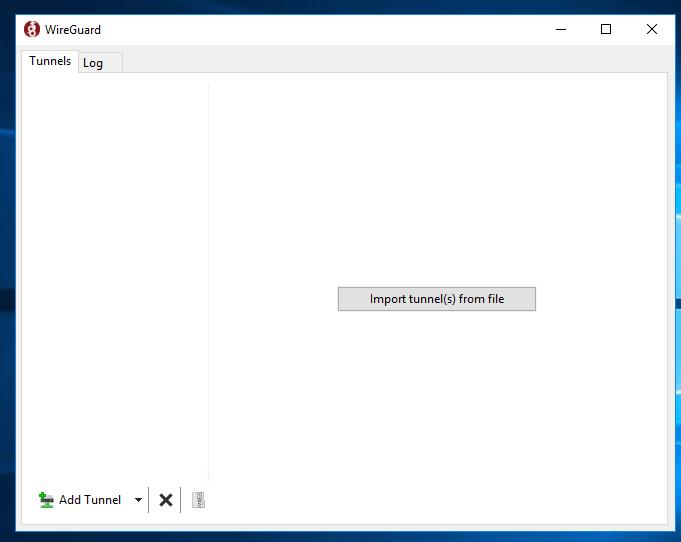 Setup WireGuard client on Windows - vikash.nl