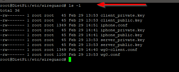 Setup WireGuard client on iPhone - vikash.nl